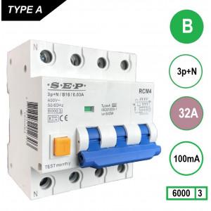 SEP RCM4-B32-100mA