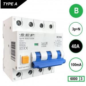 SEP RCM4-B40-100mA