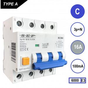 SEP RCM4-C16-100mA