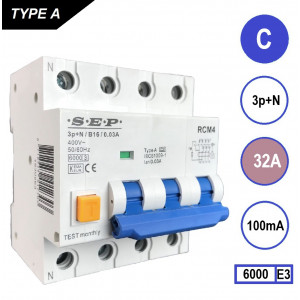 SEP RCM4-C32-100mA